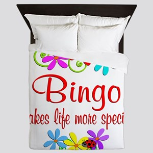 Bingo is Special Queen Duvet