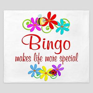 Bingo is Special King Duvet