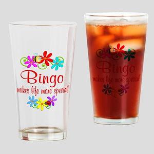 Bingo is Special Drinking Glass