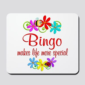 Bingo is Special Mousepad