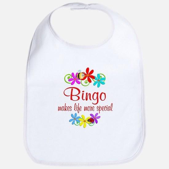Bingo is Special Bib