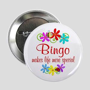 "Bingo is Special 2.25"" Button"