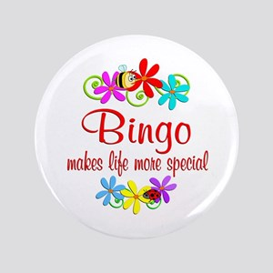 "Bingo is Special 3.5"" Button"