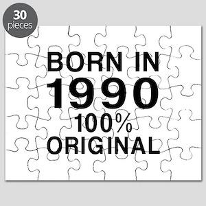 Born In 1990 Puzzle