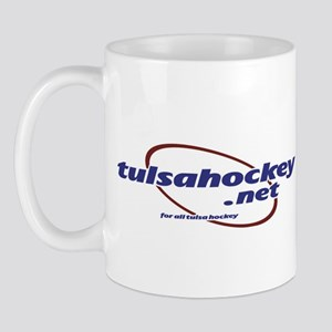TulsaHockey.net Mug