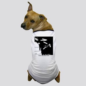 String Cheese Theory Dog T-Shirt