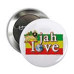 "Jah Love 2.25"" Button"