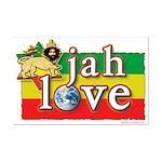 Jah Love Mini Poster Print