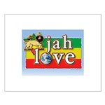 Jah Love Small Poster