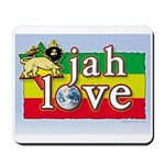 Jah Love Mousepad
