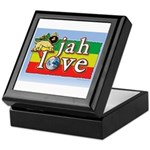 Jah Love Keepsake Box