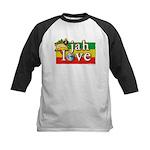 Jah Love Kids Baseball Jersey