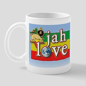 Jah Love Mug