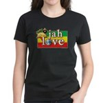 Jah Love Women's Dark T-Shirt