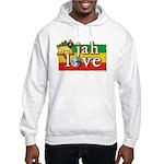 Jah Love Hooded Sweatshirt