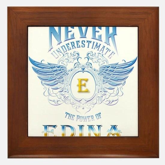Edina Framed Tile