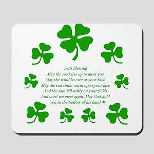 IRISH TOAST Mousepad