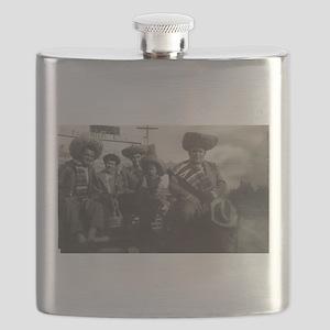 Mexican Gentlemen Flask
