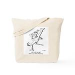 A Mis-Made Self Made Man Tote Bag