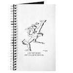 A Mis-Made Self Made Man Journal
