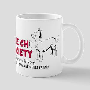 The Chi Society Mugs