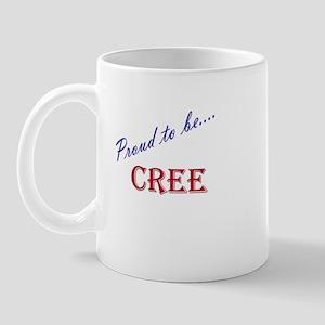 Cree Mug