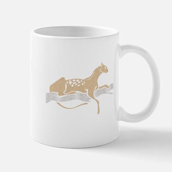 Serval 1 Mugs