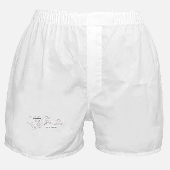 3 Zoomers Joy Boxer Shorts