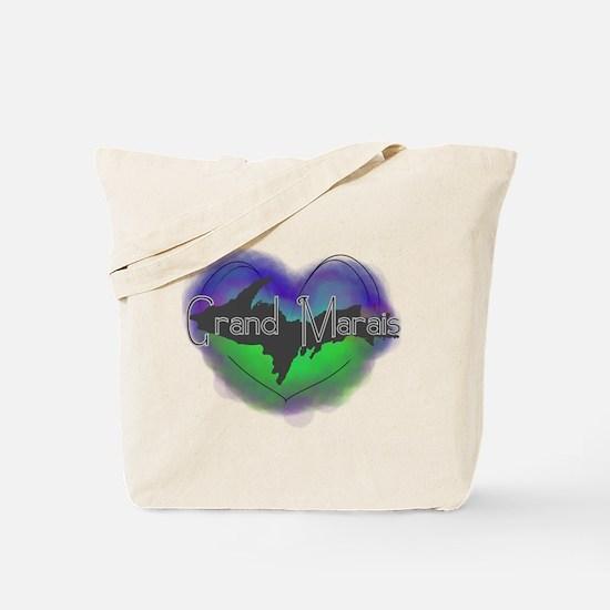 Aurora Grand Marais Tote Bag