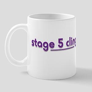 Stage 5 Clinger - White Produ Mug