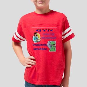 gynecology Image Youth Football Shirt