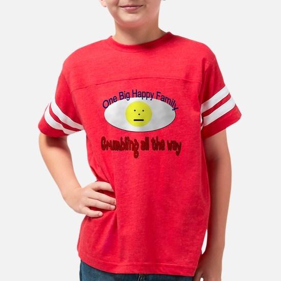 grumblingfamily Youth Football Shirt
