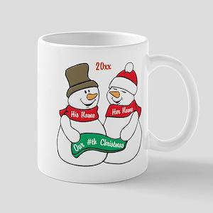 Our Nth Christmas Mug