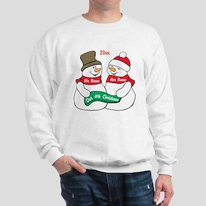Our Nth Christmas Sweatshirt