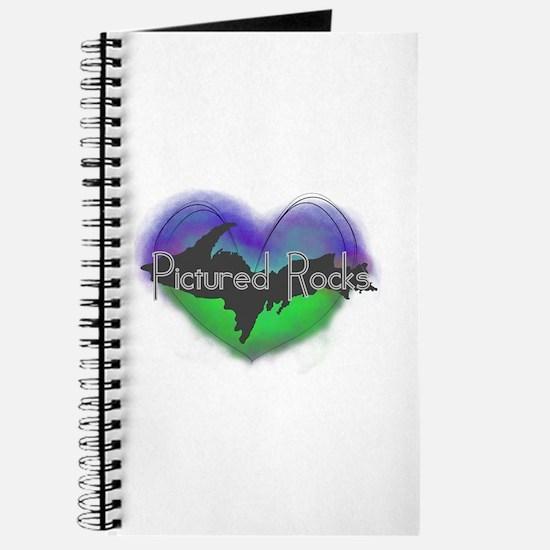 Aurora Pictured Rocks Journal