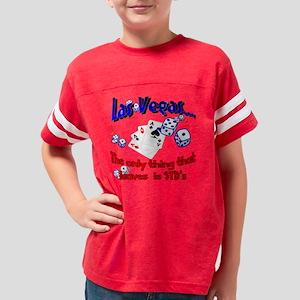 Vegas std21 Youth Football Shirt