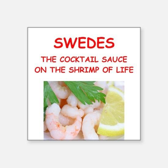 SWEDES Sticker
