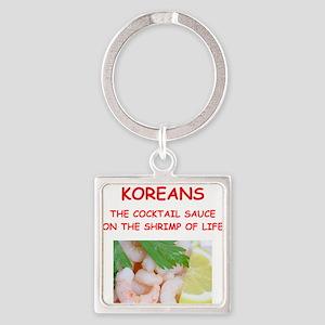korea Keychains