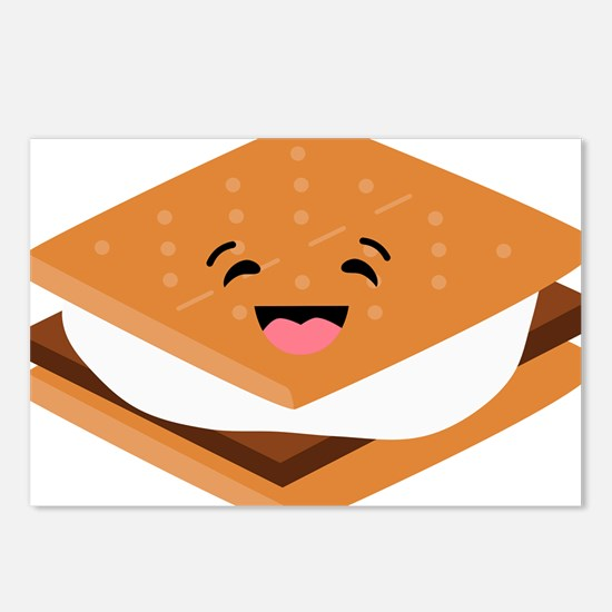 smores Postcards (Package of 8)