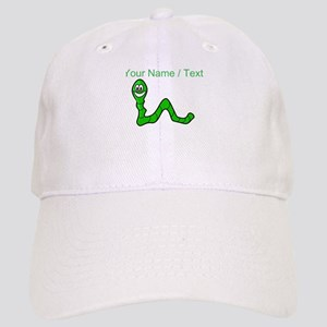 Custom Cartoon Inchworm Cap