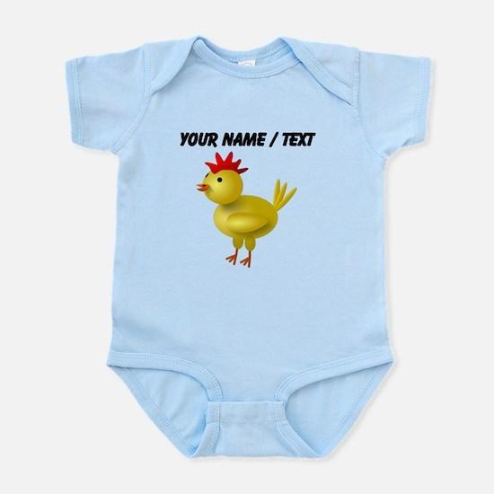 Custom 3D Chicken Body Suit