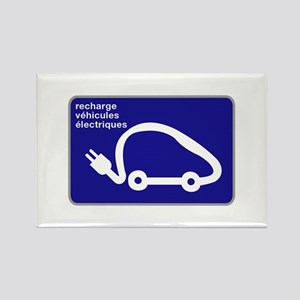 Recharge station for electric cars - France Rectan