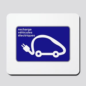 Recharge station for electric cars - France Mousep