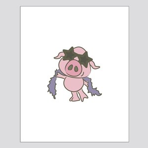 Pig Star Posters