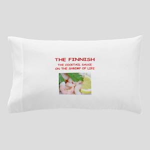 finland Pillow Case