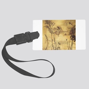 Fairy's Tightrope by Arthur Rackham Luggage Tag