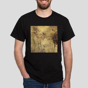 Fairy's Tightrope by Arthur Rackham T-Shirt