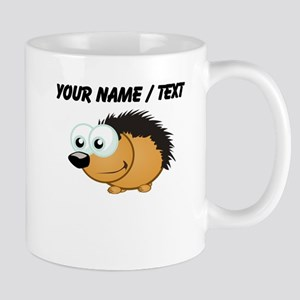 Custom Hedgehog Mugs