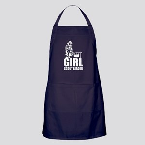 GIRL SCOUT LEADER Apron (dark)