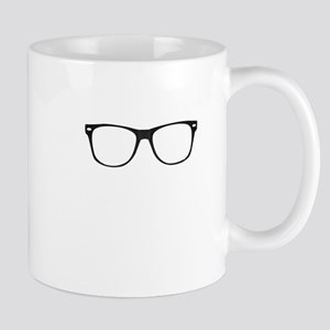 Geek glasses Mugs